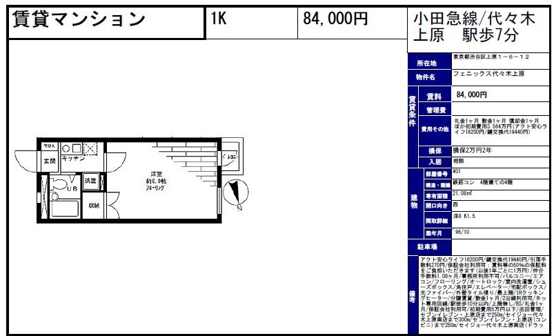 f:id:yoyogiuehararealestate:20170322110231j:plain