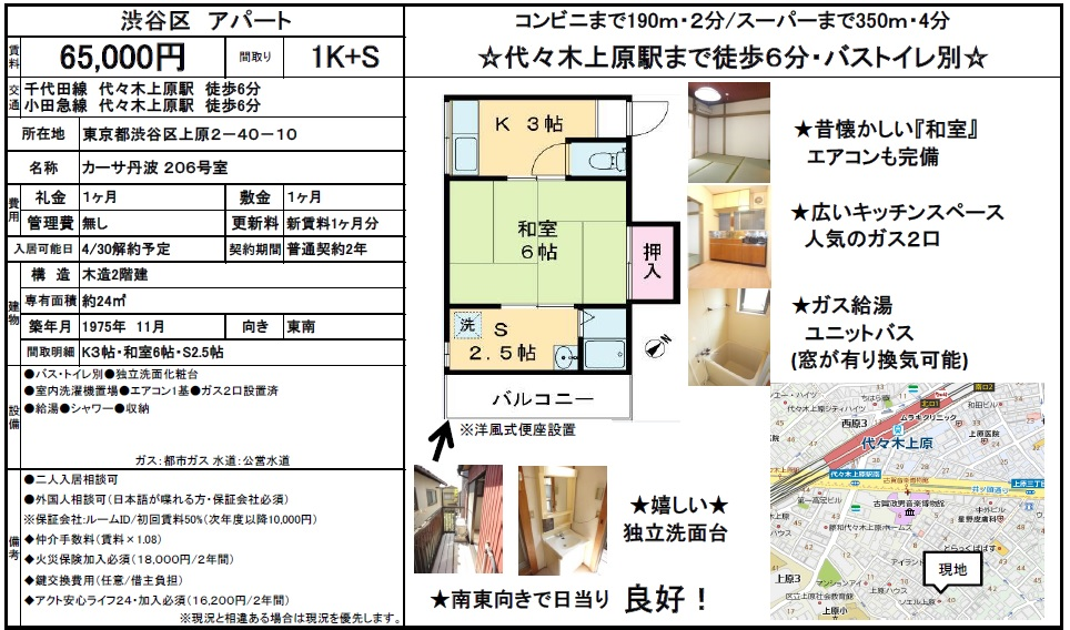 f:id:yoyogiuehararealestate:20170323105907j:plain