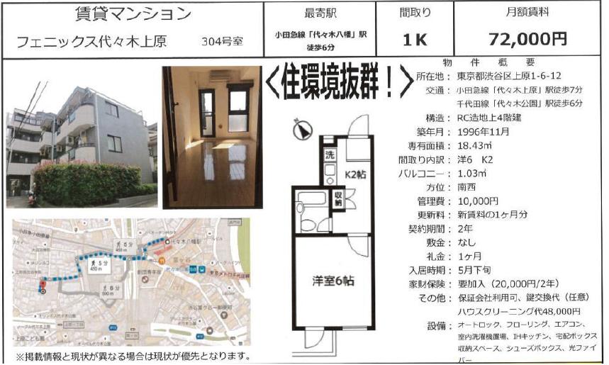 f:id:yoyogiuehararealestate:20170404100520p:plain