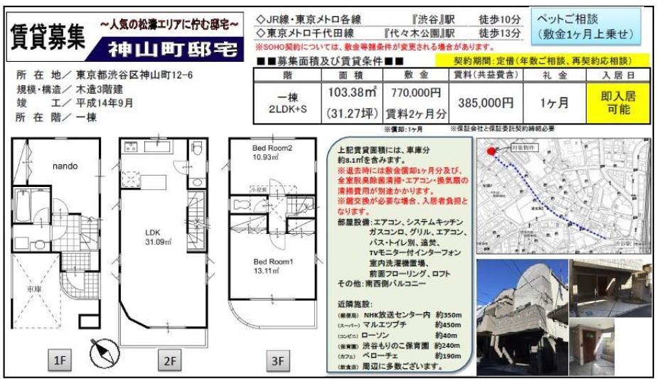f:id:yoyogiuehararealestate:20170422101636j:plain
