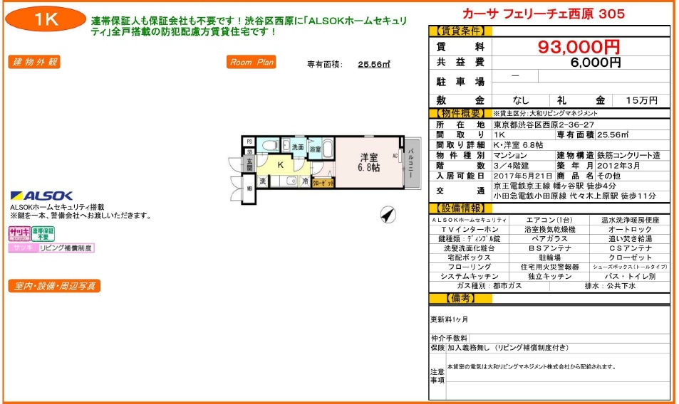 f:id:yoyogiuehararealestate:20170422181752j:plain