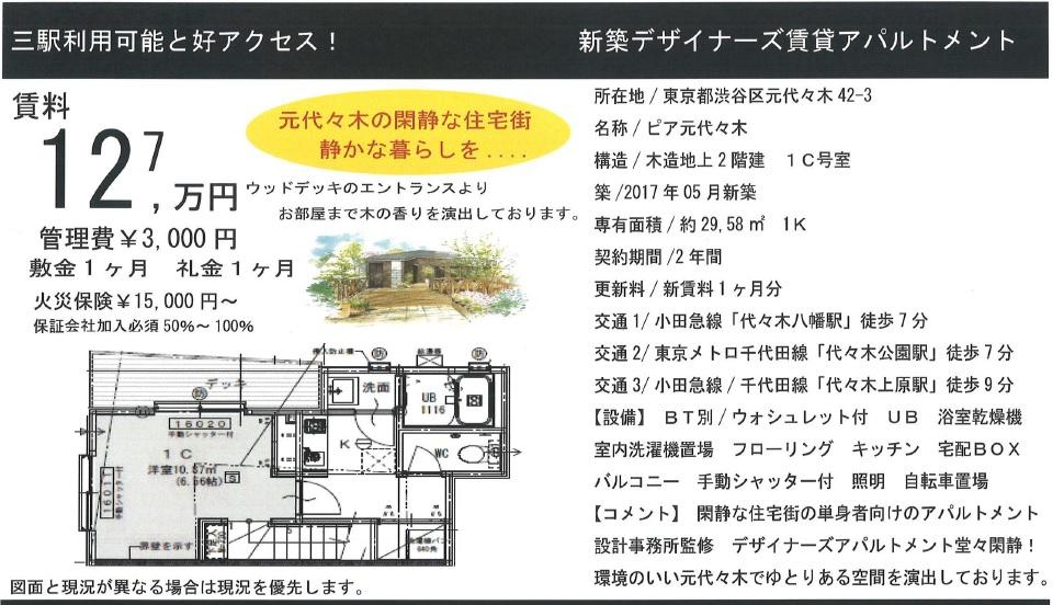 f:id:yoyogiuehararealestate:20170503110259j:plain