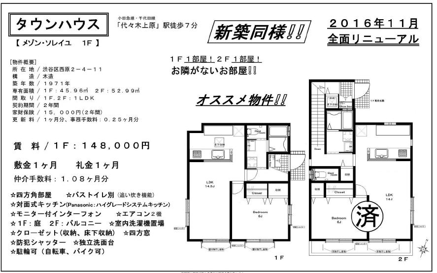 f:id:yoyogiuehararealestate:20170515101700p:plain
