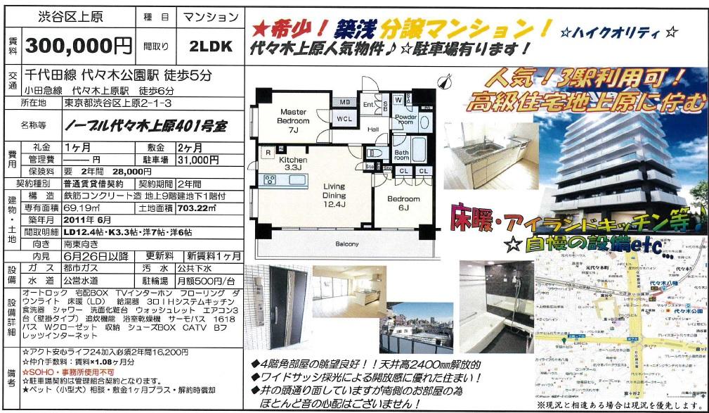 f:id:yoyogiuehararealestate:20170525190655j:plain