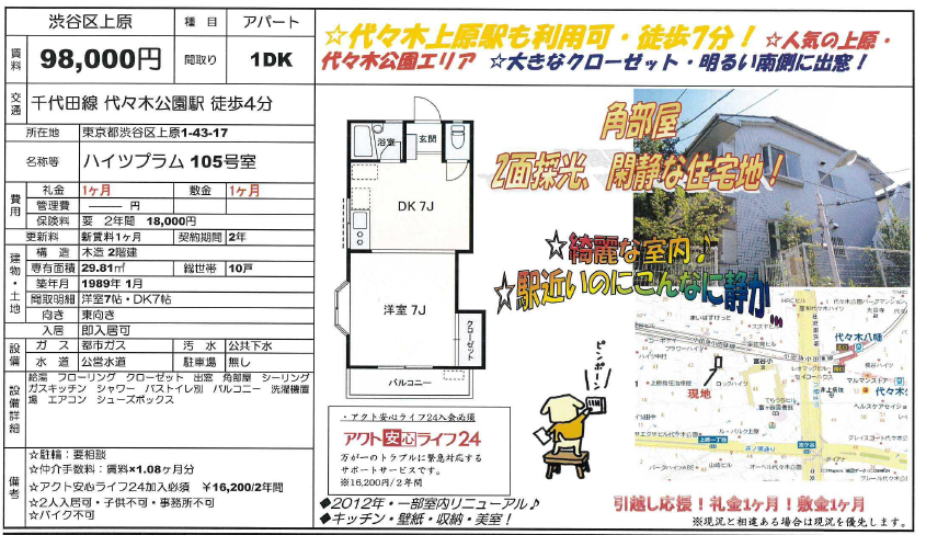 f:id:yoyogiuehararealestate:20170530105431p:plain