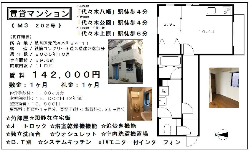 f:id:yoyogiuehararealestate:20170611100055p:plain
