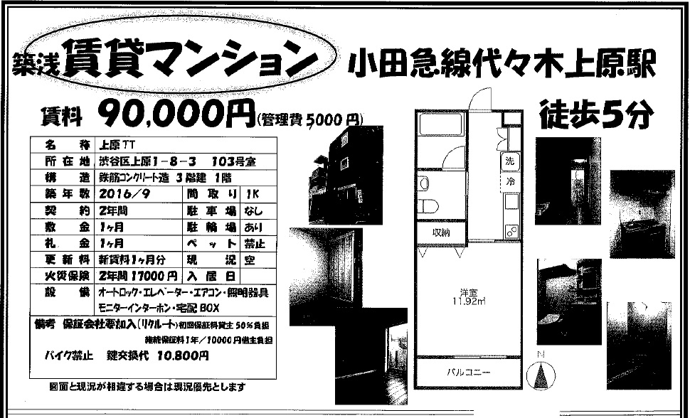 f:id:yoyogiuehararealestate:20170614201621j:plain