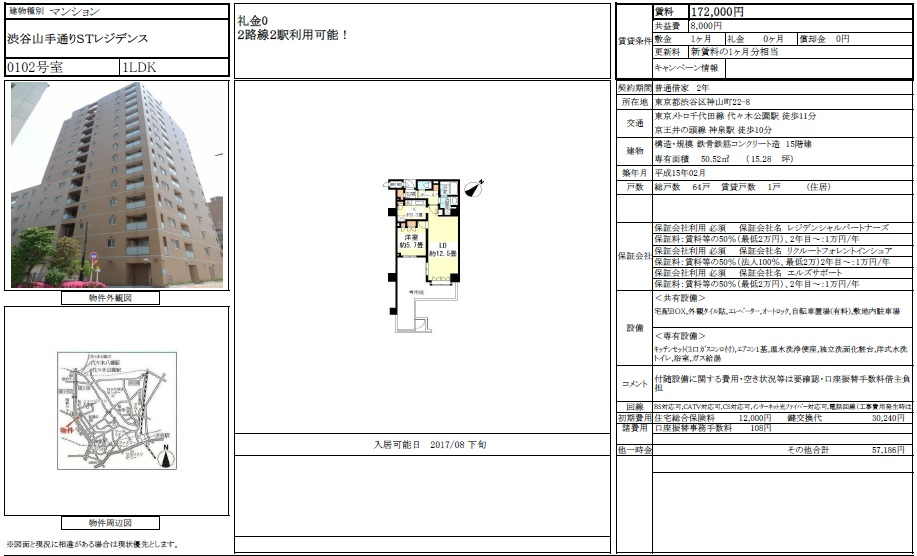 f:id:yoyogiuehararealestate:20170615211222j:plain