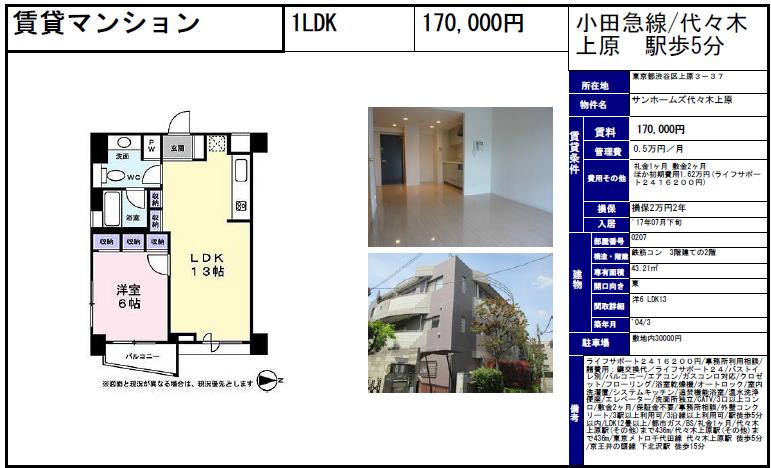 f:id:yoyogiuehararealestate:20170618102921p:plain
