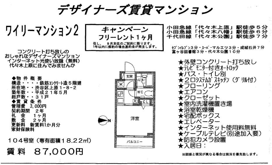 f:id:yoyogiuehararealestate:20170625100900j:plain