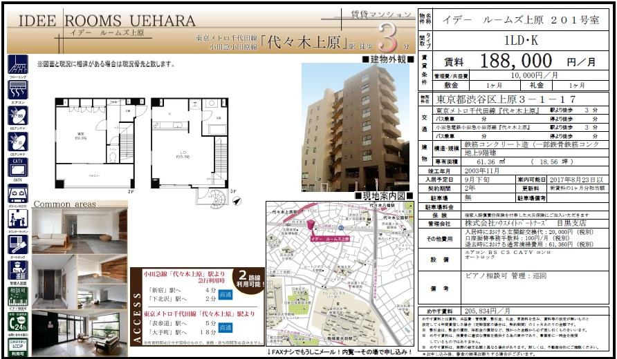 f:id:yoyogiuehararealestate:20170630003216j:plain