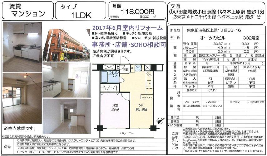 f:id:yoyogiuehararealestate:20170701095911p:plain