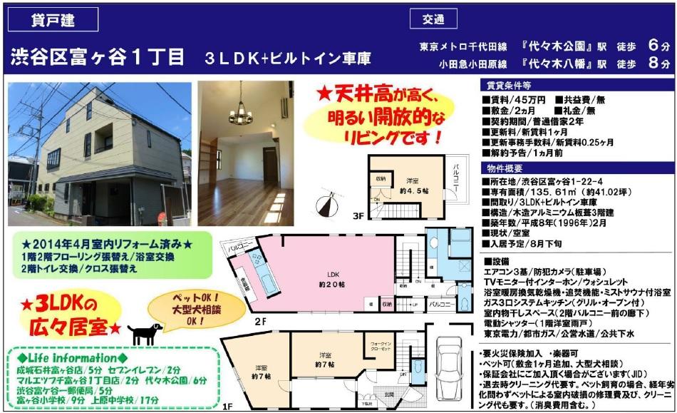 f:id:yoyogiuehararealestate:20170725104821j:plain