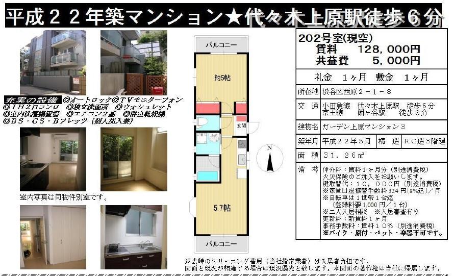 f:id:yoyogiuehararealestate:20170729100208j:plain