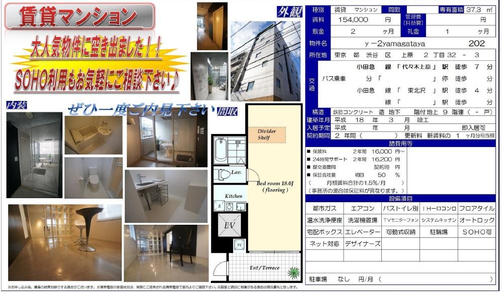 f:id:yoyogiuehararealestate:20170803093008j:plain