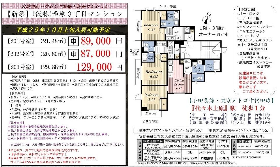 f:id:yoyogiuehararealestate:20170806091727j:plain