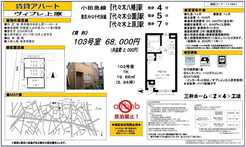 f:id:yoyogiuehararealestate:20170817103747j:plain