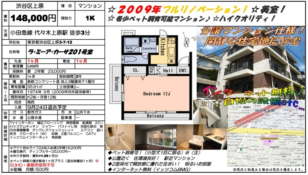f:id:yoyogiuehararealestate:20170819160936j:plain