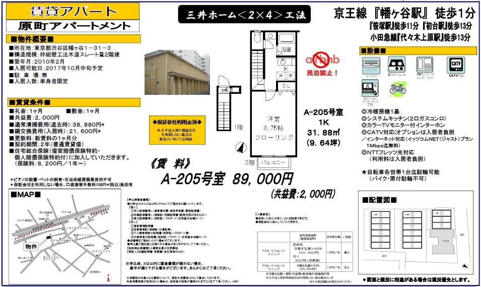 f:id:yoyogiuehararealestate:20170820101351j:plain