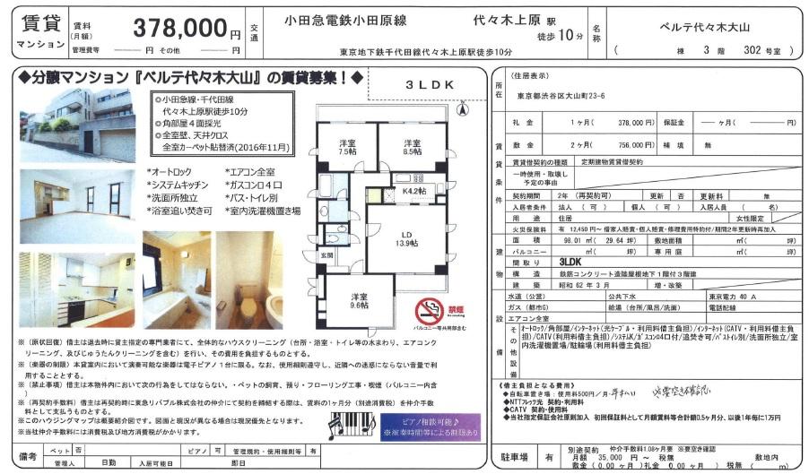 f:id:yoyogiuehararealestate:20170827094041j:plain