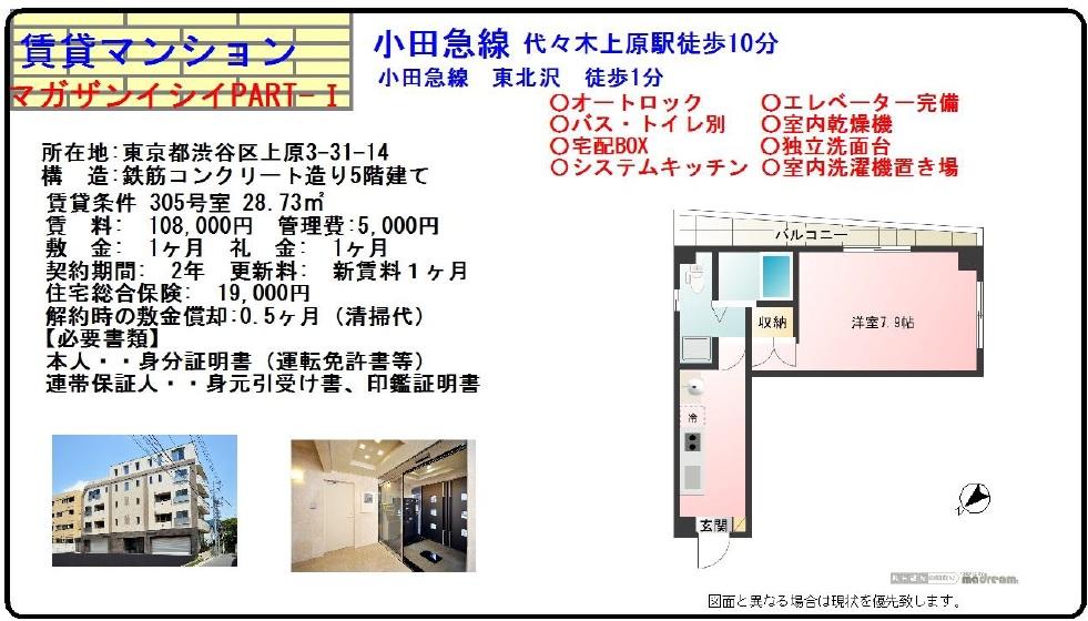 f:id:yoyogiuehararealestate:20170827094104j:plain