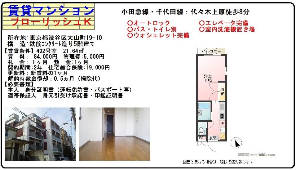 f:id:yoyogiuehararealestate:20170827094139j:plain
