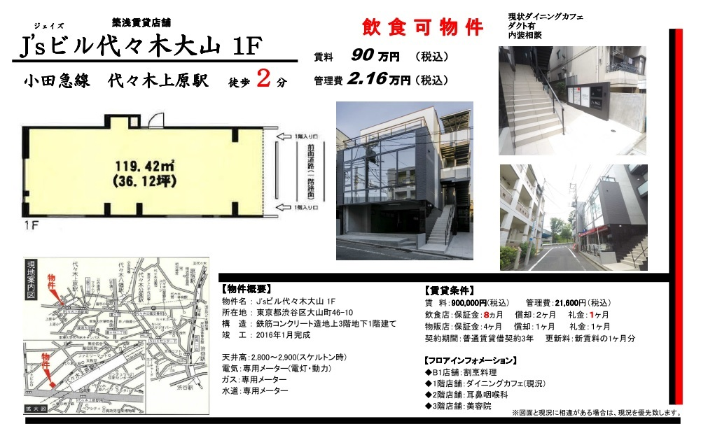f:id:yoyogiuehararealestate:20170827184011j:plain
