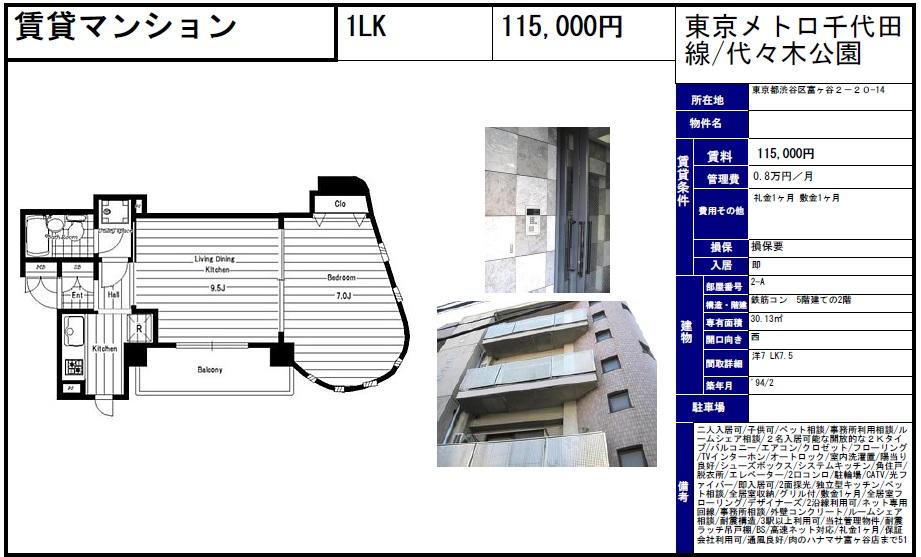 f:id:yoyogiuehararealestate:20170830105554j:plain
