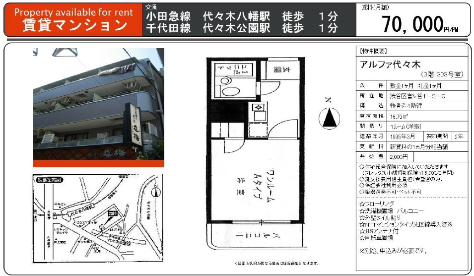 f:id:yoyogiuehararealestate:20170830105611j:plain