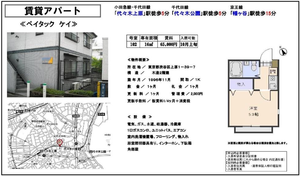 f:id:yoyogiuehararealestate:20170830105624j:plain