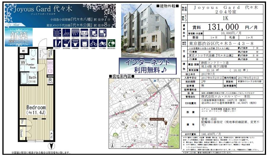 f:id:yoyogiuehararealestate:20170902102043j:plain