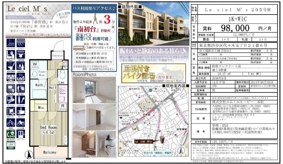 f:id:yoyogiuehararealestate:20170905202803j:plain