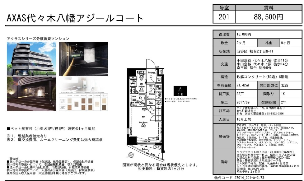 f:id:yoyogiuehararealestate:20170908103905j:plain