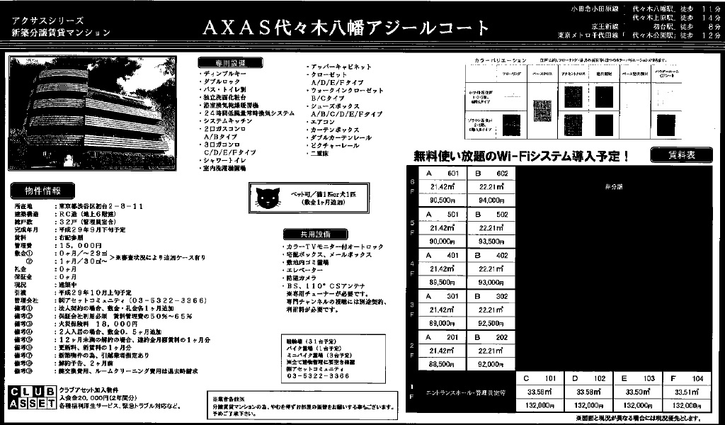 f:id:yoyogiuehararealestate:20170908104241j:plain