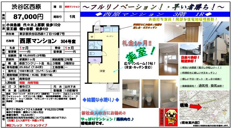 f:id:yoyogiuehararealestate:20170910104236j:plain