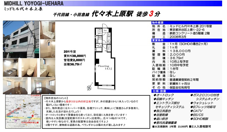 f:id:yoyogiuehararealestate:20170910153802j:plain