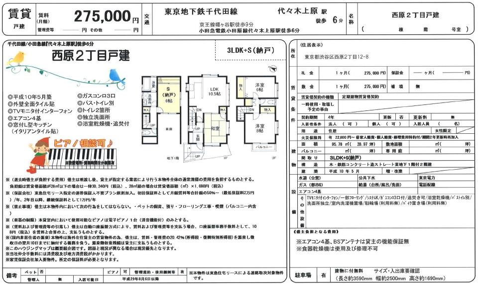f:id:yoyogiuehararealestate:20170916211201j:plain