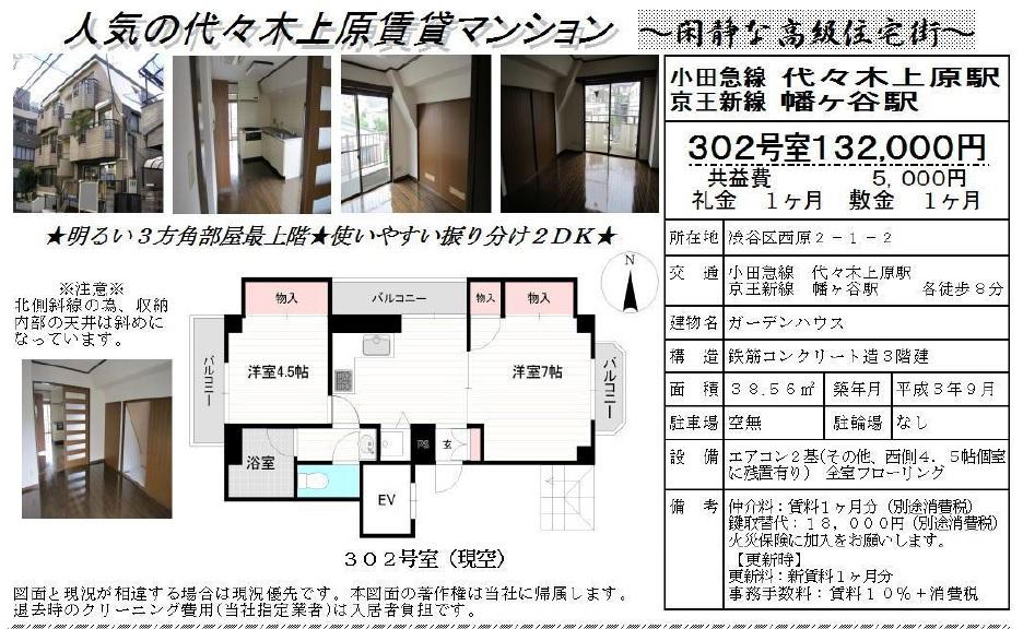 f:id:yoyogiuehararealestate:20170918095736j:plain