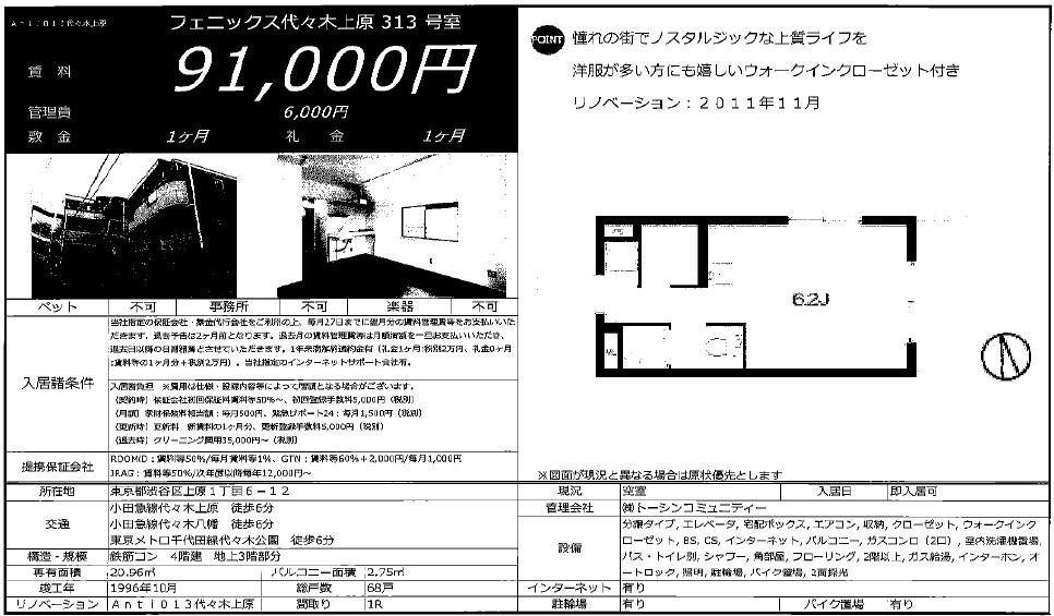 f:id:yoyogiuehararealestate:20170922105449j:plain