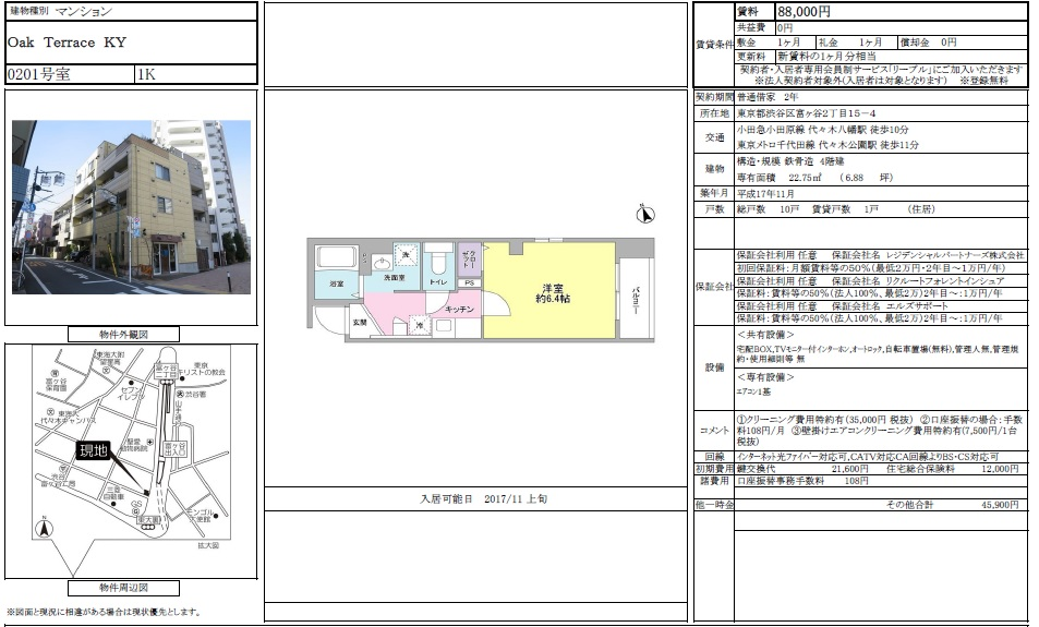 f:id:yoyogiuehararealestate:20170922210537j:plain
