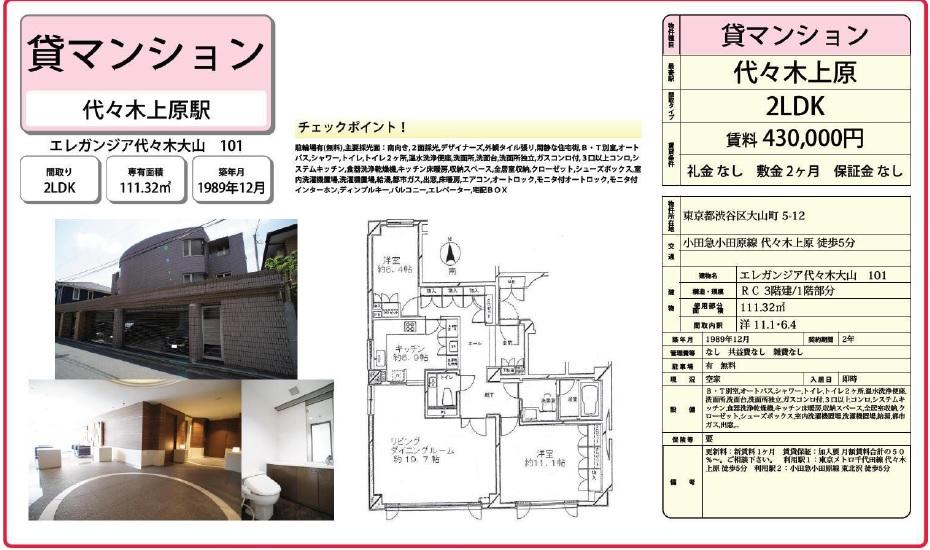 f:id:yoyogiuehararealestate:20171001100114j:plain