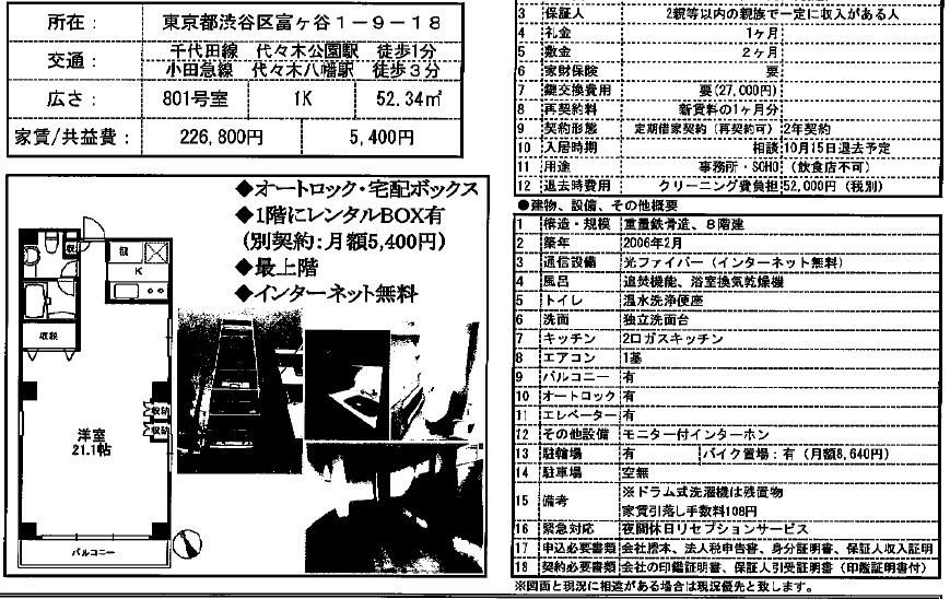 f:id:yoyogiuehararealestate:20171001100145j:plain