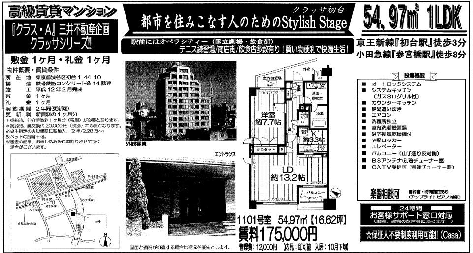 f:id:yoyogiuehararealestate:20171008102618j:plain