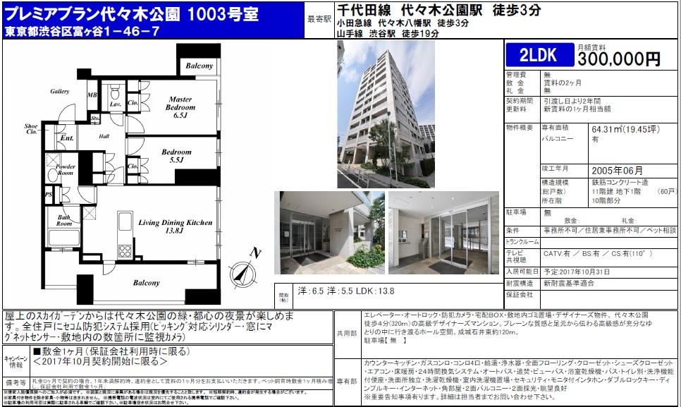 f:id:yoyogiuehararealestate:20171011010327j:plain