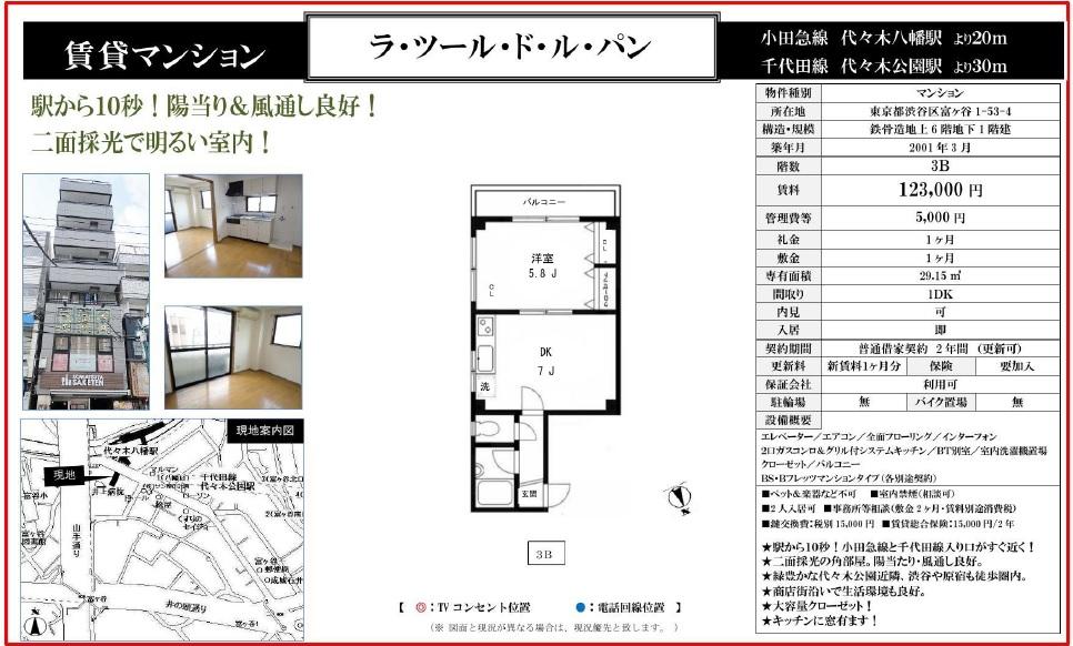 f:id:yoyogiuehararealestate:20171011110512j:plain