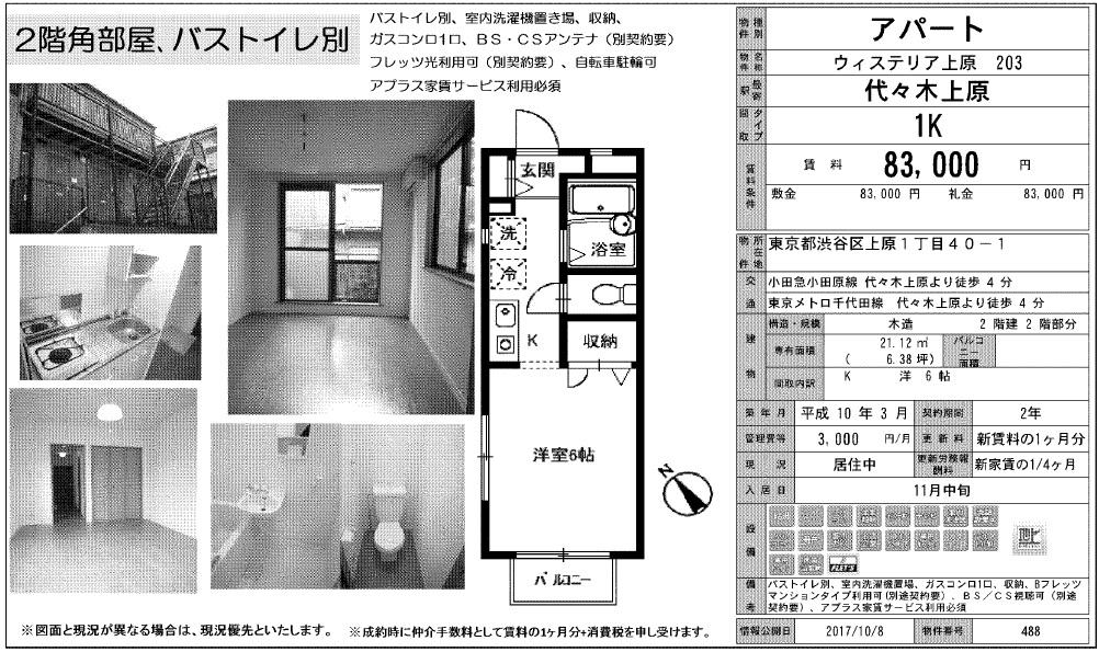 f:id:yoyogiuehararealestate:20171012104629j:plain