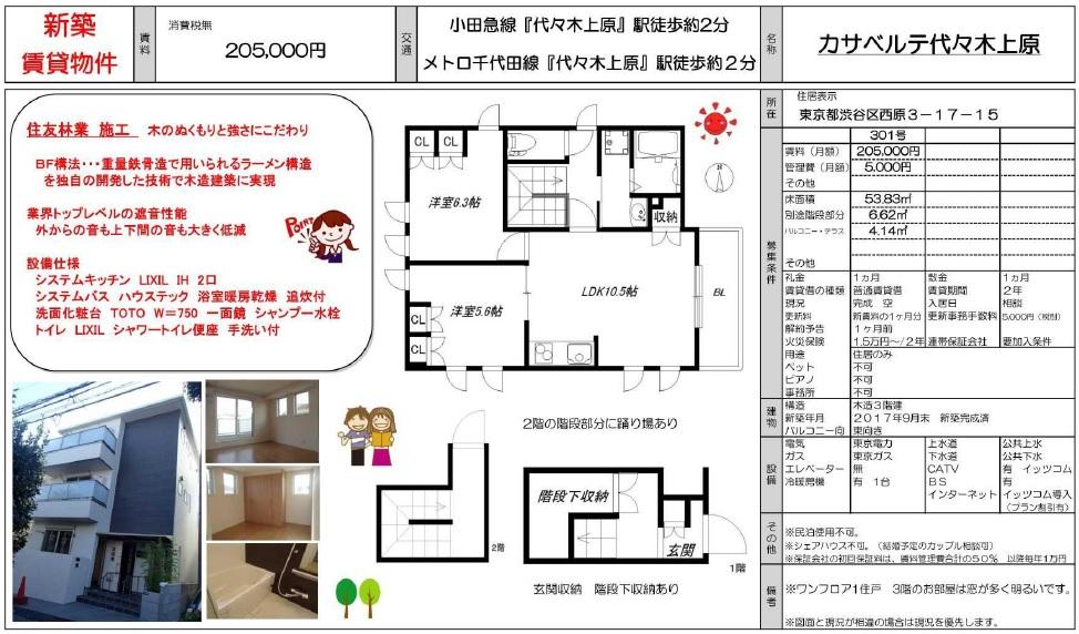 f:id:yoyogiuehararealestate:20171014095615j:plain