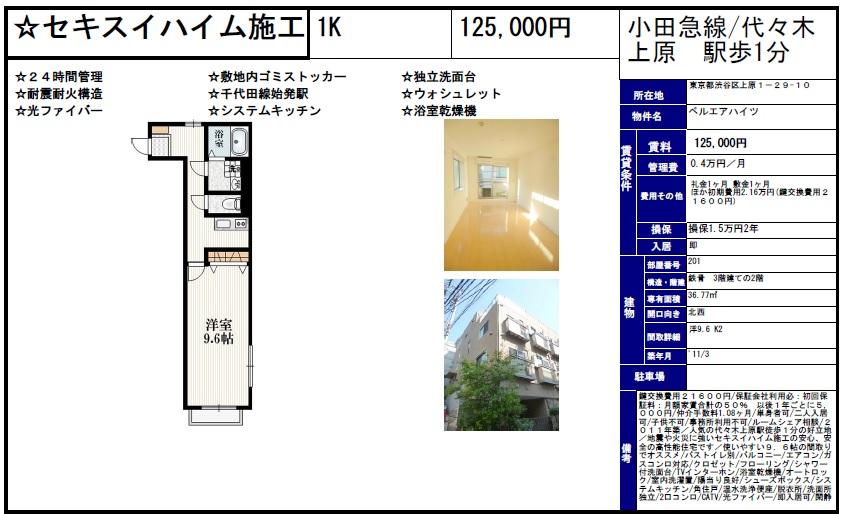 f:id:yoyogiuehararealestate:20171017131906j:plain