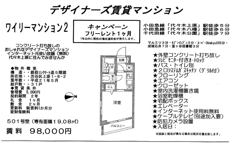 f:id:yoyogiuehararealestate:20171020110543j:plain
