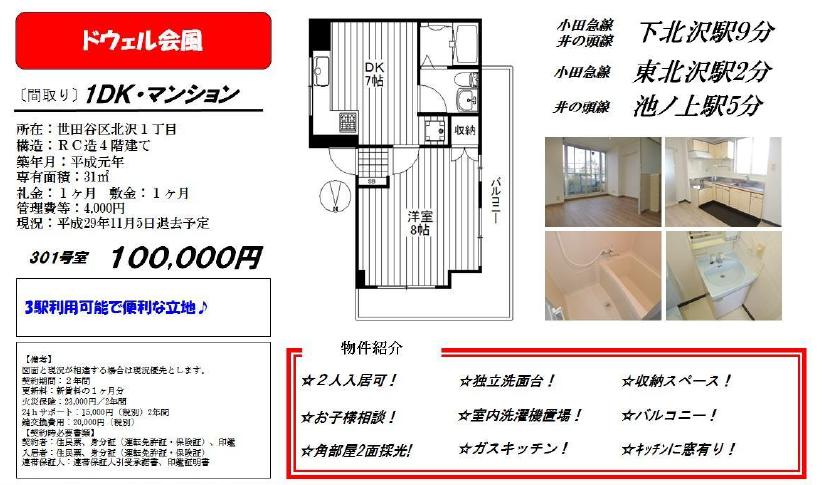 f:id:yoyogiuehararealestate:20171030100046p:plain